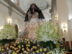Easter week  --  Semana Santa in Andalucia.
