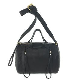 Marc by Marc Jacobs Moto Duffel Bag in Black