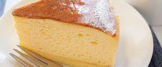 Levegős és puha japán sajttorta – 3 hozzávalós fehér csokis változat - Receptek | Sóbors Vanilla Cake, Ale, Food, Meal, Eten, Ales, Meals