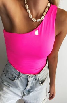 autumn date outfit Neon Party Outfits, Pink Outfits, Summer Outfits, Cute Outfits, Fashion Outfits, Womens Fashion, Colourful Outfits, Fashion Ideas, Tumblr Outfits