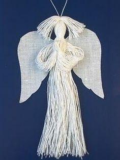 tassel angel