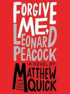 Today is Leonard Peacock's birthday. It is also the day he hides a gun in his backpack. Because today is the day he will kill his former best friend, and then himself, with his grandfather's P-38 pistol.  In this riveting book, acclaimed author Matthew Quick unflinchingly examines the impossible choices that must be made—and the light in us all that never goes out.