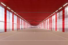 Gallery of Sport Centre Jules Ladoumegue / Dietmar Feichtinger Architectes - 3