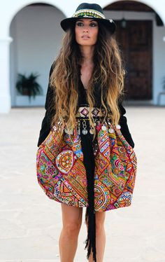 ¡¡¡¡¡UNA CHEQUETA IDEAL MUY TENDENCIA 2016 BOHO CHIC!!