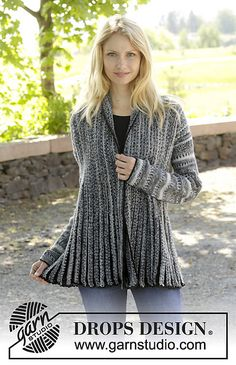 Ravelry: 157-13 Dragonfly pattern by DROPS design
