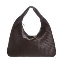 Bottega Veneta Maxi Intrecciato Hobo Bag