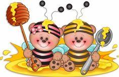 desenhos abelhinhas - Pesquisa Google