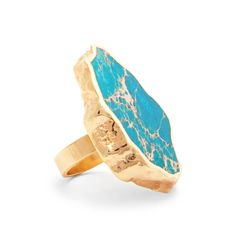 Sole Society Natural Stone Ring | Sole Society Shoes, Bags and Accessories