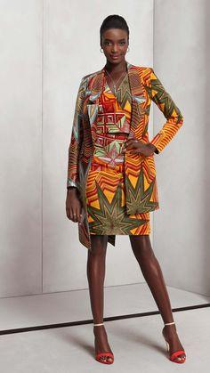 Geometrical genius | Vlisco V-Inspired ~African fashion, Ankara, kitenge, African women dresses, African prints, African men's fashion, Nigerian style, Ghanaian fashion ~DKK