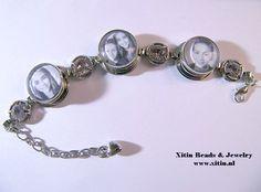 Armband gemaakt met de artikelen van Xitin Beads Beads Online, Pandora Charms, Jewelry Bracelets, Charmed