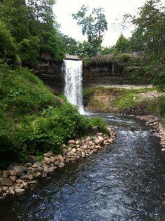 Minehaha Falls, Minneapolis, MN