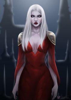 Castlevania Anime, Carmilla, Victorian Gothic, Character Art, Fantasy Art, Game Of Thrones Characters, Princess Zelda, Sisters, Cartoons