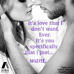 Ugly love. Colleen Hoover.