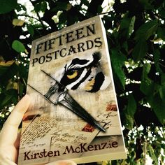 The first copy of 'Fifteen Postcards', a story traversing two centuries and three continents. #India #NewZealand #England #amwriting