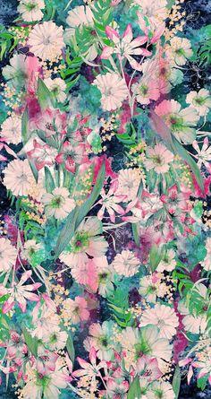 Handmade print - Watercolor. on Behance