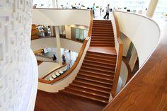 #stairs #wooden interior - Huis van de stad Gouda