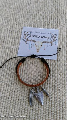 Coachella Fashion Native American Indian Charms Southwestern Jewelry Tribal Jewelry Western Arrow Bracelet Boho Bracelet Tribal bracelet by LITTLEWINGArtBoho on Etsy