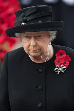 Queen Elizabeth II Photos: The UK Observes Remembrance Sunday