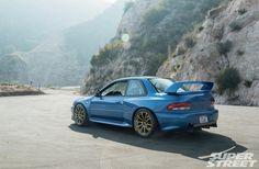 1998 Subaru Impreza RS (3)