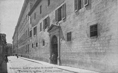 Casa de la Caridad  (actual CCCB+Centre d'Estudis i Recursos Culturals de la Diputació de Barcelona)