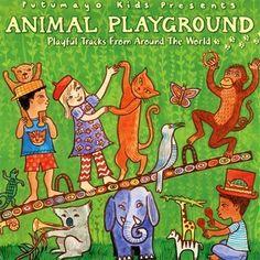 Animal Playground ~ Putumayo  |  #ad