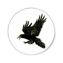 The Rook Classic Round Sticker #Robert #S. #Lee #art #graphic #design #iphone #ipod #ipad, #samsung #galaxy #s4 #s5 #s6 #case #cover #tech #geek #gadget #skin #colors #mug #bag #pillow #stationery, #apple #mac #laptop #sleeve #pullover #sweat #shirt #tank #top #hoody #kids #children #boys #girls #men #women #ladies #light #home #office #style #fashion #accessory #for #her #him #gift #want #need #print #canvas #framed