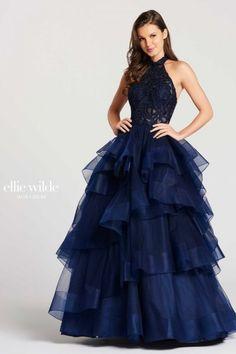 Ellie Wilde EW118048 - International Prom Association Dresses