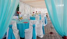 Wedding pool Pool Wedding, Curtains, Table Decorations, Furniture, Home Decor, Insulated Curtains, Homemade Home Decor, Blinds, Home Furnishings