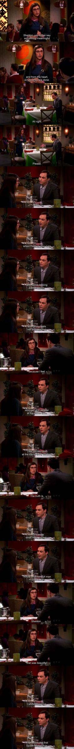 Sheldon haha