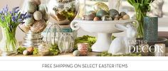 Easter Decorating | Pottery Barn