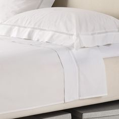 Seville Bed Linen Collection | Bed Linen | Bedroom | The White Company UK