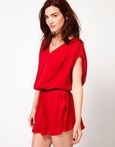 Enlarge IRO Flippy Dress With Elastic Waist