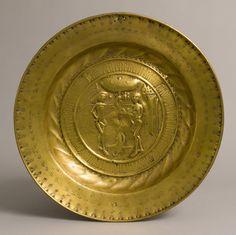 Medieval Art — Dish, Medieval ArtMedium: Brass Gift of W. L....