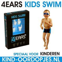 4EARS Kids Swim   Kinder Oordopjes Zwemmen   Oordoppen Kinderen Zwemles