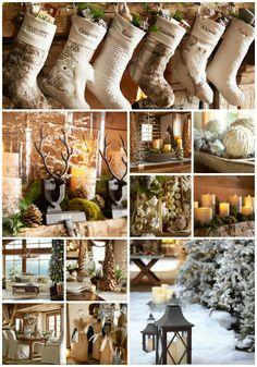 Pottery Barn Christmas <3