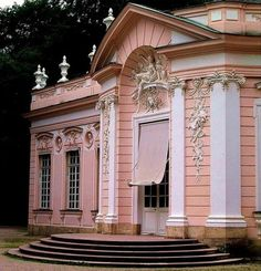 missingsisterstill:    Pink Grand Home in Germany WANT!