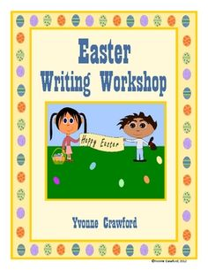 Easter Writing Workshop is a fun way to introduce Easter vocabulary to your students while helping them increase their language skills. This bookle...