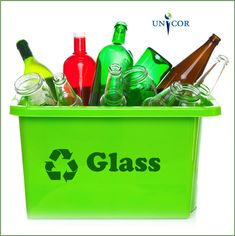 As a glass recycling company located in Albuquerque, Unicor LLC create a huge difference in saving the environment. If you are looking for shred services near Albuquerque, we are the right people to serve you. Recycling Facts, Shredded Paper, Waste Disposal, Plastic Waste, Glass Jars, Conservation, Barware, Fun Facts, Glas