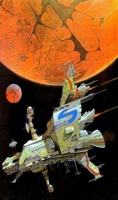 The Book of Mars // Patrick Woodroffe