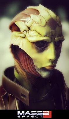 Awesome. #MassEffect #ThaneKrios
