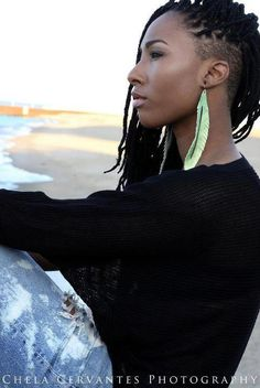 Beautiful styles for women with dreads http://artbecomesyou.files.wordpress.com/2013/11/be258-side20shaved20locs.jpeg?w=482&h=720