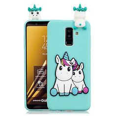 Picture 52 of 79 Android Phone Cases, Android Phones, Samsung Cases, Samsung Galaxy, Cartoon Design, Phone Cover, Galaxies, Unicorn, Electronics