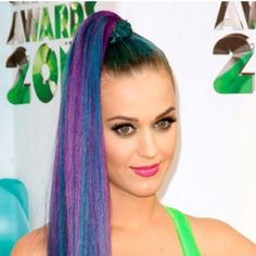 ♥ Katy Perry i love Hair Art, Katy Perry, To My Daughter, Daughters, Superstar, Cool Style, Hair Makeup, Hair Beauty, Hair Accessories