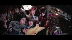 Image result for goonies cinematography