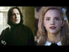Snape/ Hermione: Once Upon a December - YouTube