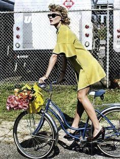 Vintage western flyer bicycle.