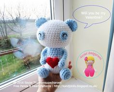 Sayjai amigurumi crochet patterns ~ K and J Dolls / K and J Publishing: Free crochet patterns