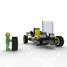 Lego Render