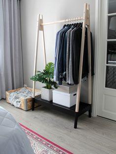 Tadeo vaateteline, väri luonnonvärinen / musta