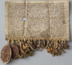 lapappadolce:  (via Dronning Margretes valgbrev 1388 - Arkivverket)